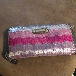 Nine West bling wallet